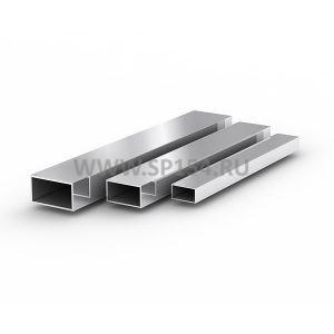 Труба профильная AISI 201 15х15х1,5 зеркало