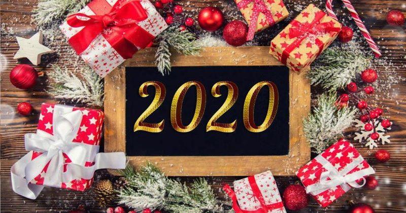 График работы в Новогодние Праздники 2020 года!